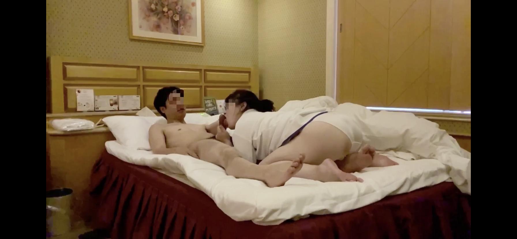 【オリジナル個人撮影】出会い系の固い巨根好きEカップ人妻 ももか35歳 ※3回イってます
