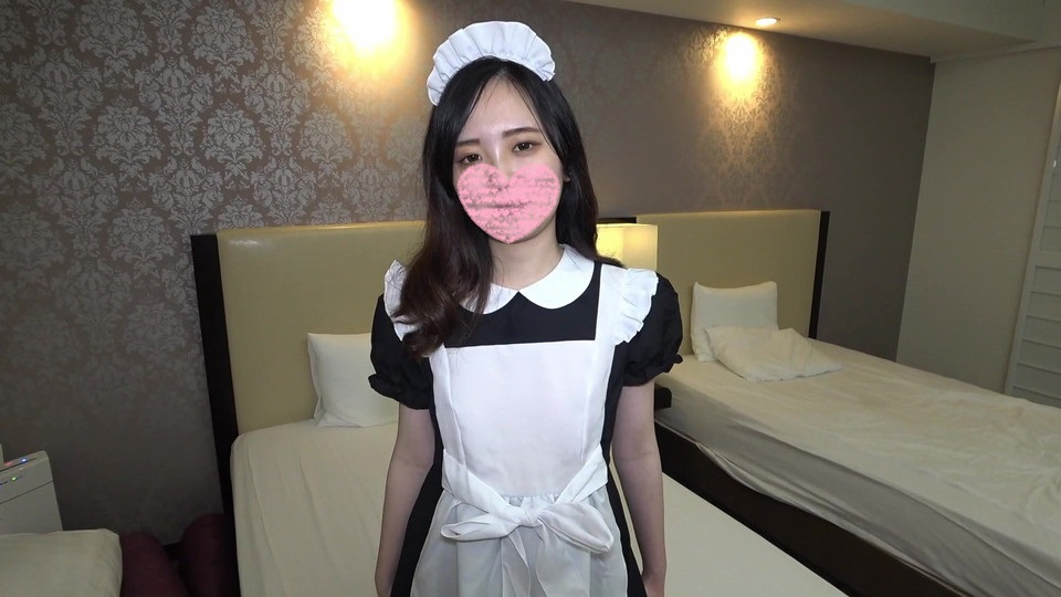 FC2 PPV 1509932 坂道系に居そうな清楚ロリ-タkawaii18歳②❤️未成熟メイドを性教育❤️kodomoなAカップ乳首舐め❤️膣奥絶頂生中出し❤️