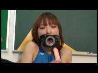 【着衣エレクト】水泳部特訓イラマチオ! Part.03 IRAM-001-03